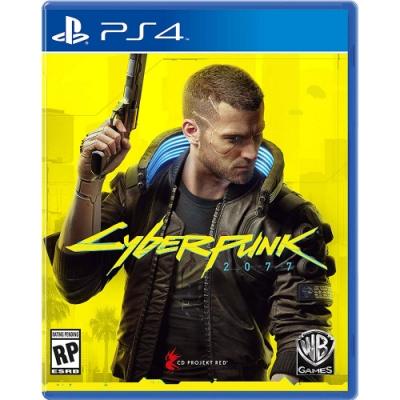 (預購) Cyberpunk 電馭叛客 2077 -PS4中文一般版