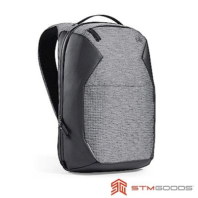 STM Myth 18L Backpack 15吋 防潑水緊緻筆電後背包 (灰岩黑)