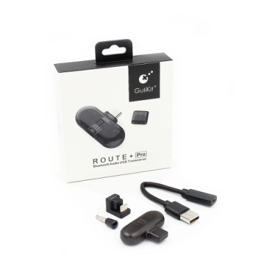 GuliKit ROUTE+ Pro Type-C 藍芽發射器(Switch 可用)