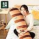 【女神狂購物↓38折起-生活工場】玩味甜點-脆酥酥大抱枕 product thumbnail 1