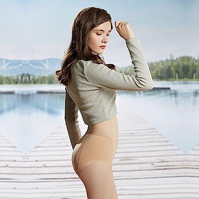 瑪登瑪朵 中腰寬邊三角生理褲M-XL(時尚膚)