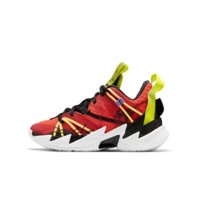 NIKE JORDAN WHY NOT ZER0.3 SE (GS)大童籃球鞋-紅-CN8107600