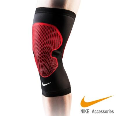 NIKE HYPERSTRONG 護膝套 2.0 黑紅