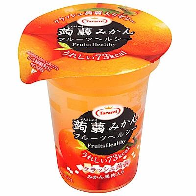 TARAMI蒟蒻蜜柑果凍165g