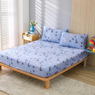 鴻宇 單人床包枕套組 天絲 萊賽爾 跳跳馬 台灣製