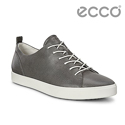 ECCO GILLIAN質感時尚尖頭休閒鞋 女-灰