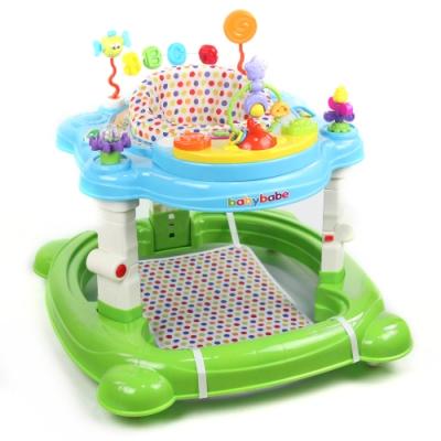 BabyBabe 4合1嬰幼兒學步車