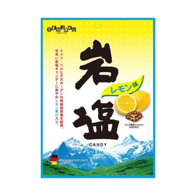 扇雀飴 岩糖 檸檬味(55g)