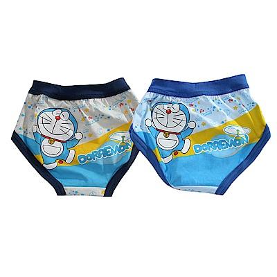 哆啦A夢純棉三角內褲(四件一組) k50960  魔法Baby