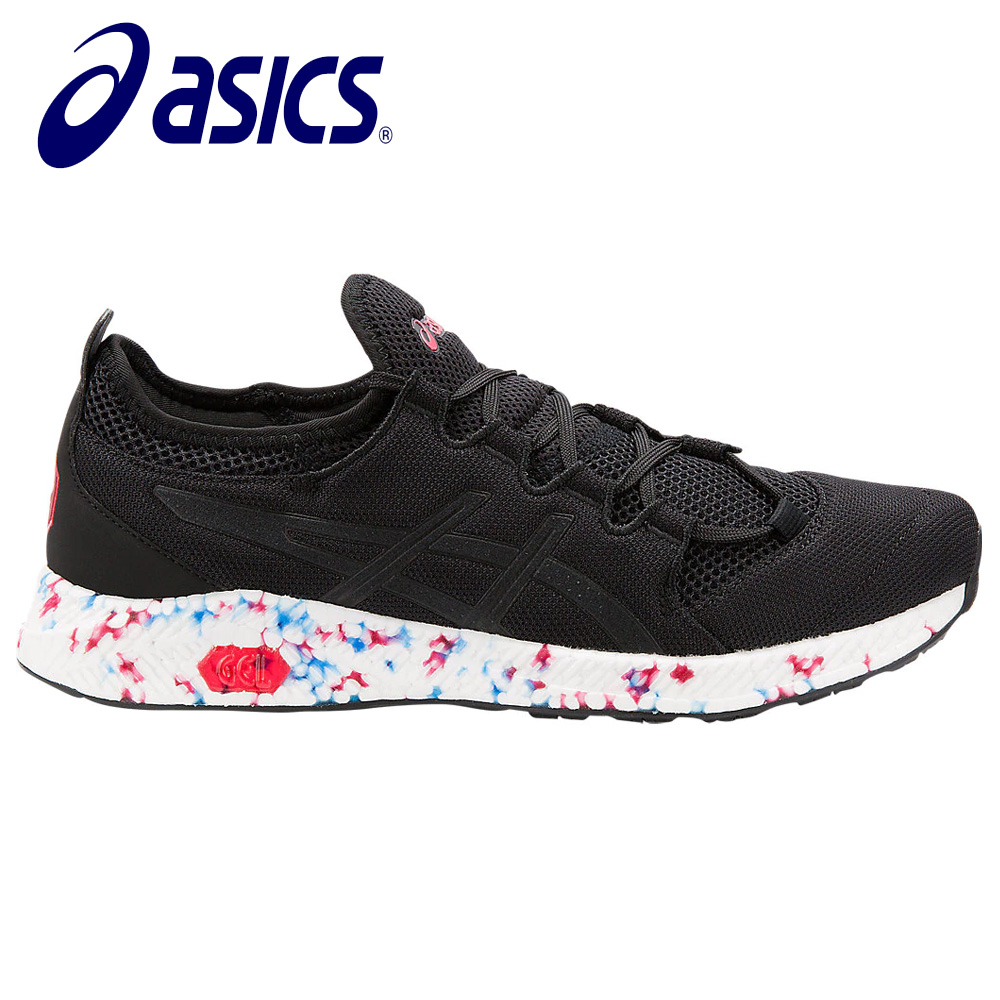 Asics HYPERGEL-SAI 男慢跑鞋 黑 1021A014-001