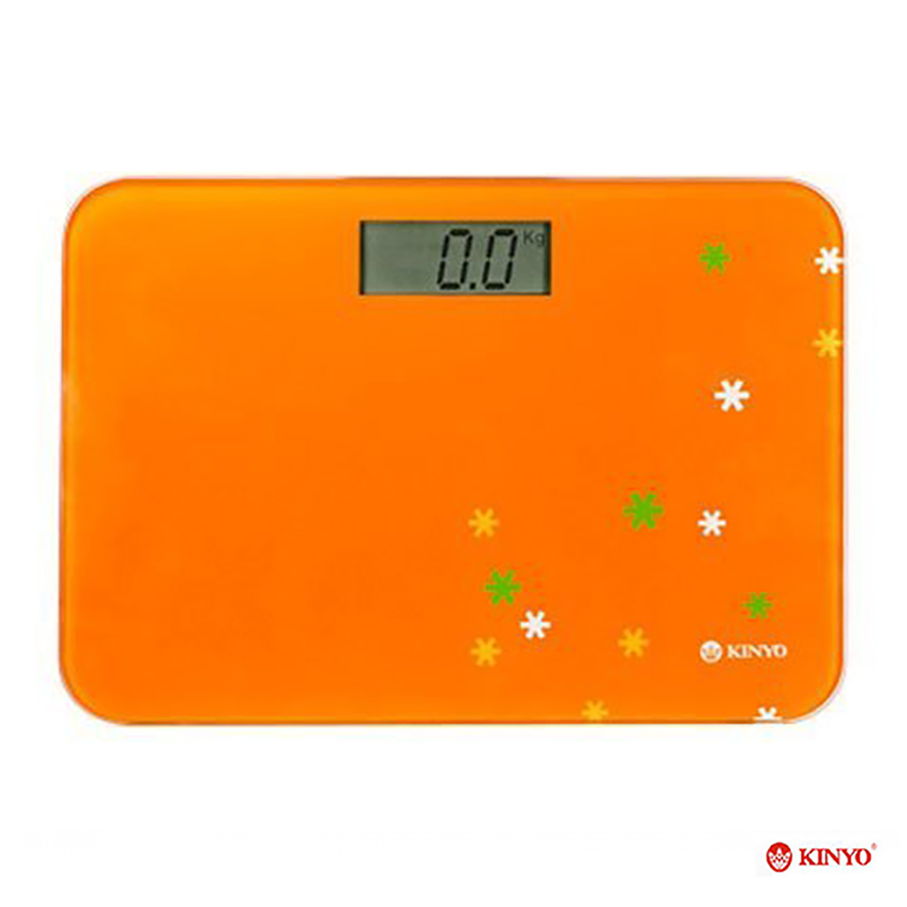 KINYO 安全輕巧型電子體重計(DS-6581)