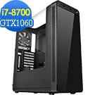 技嘉B360平台[獸神皇魂]i7六核GTX1060獨顯電玩機