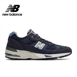 [New Balance]復古運動鞋_男性_深藍色_M991NV-D楦