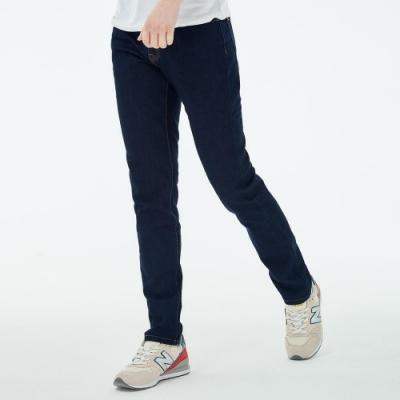 101原創 經典REGULAR彈性牛仔褲-單寧藍-男