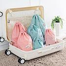 [買一送一] aiken 旅行束口收納袋三件套 (共2組)