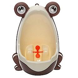 JoyNa可愛青蛙造型男寶寶訓練尿尿小便斗