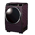 Panasonic國際牌16KG變頻滾筒洗脫烘洗衣機 NA-V178DDH/V(晶燦紫)