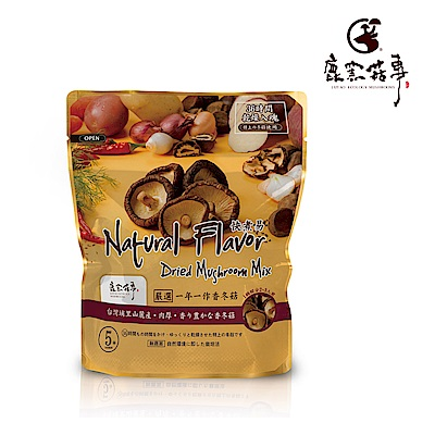 鹿窯菇事 快煮易系列-一年一作香冬菇(20g/袋,共2袋)