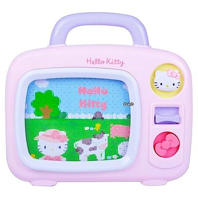 HELLO KITTY - 可愛音樂電視機