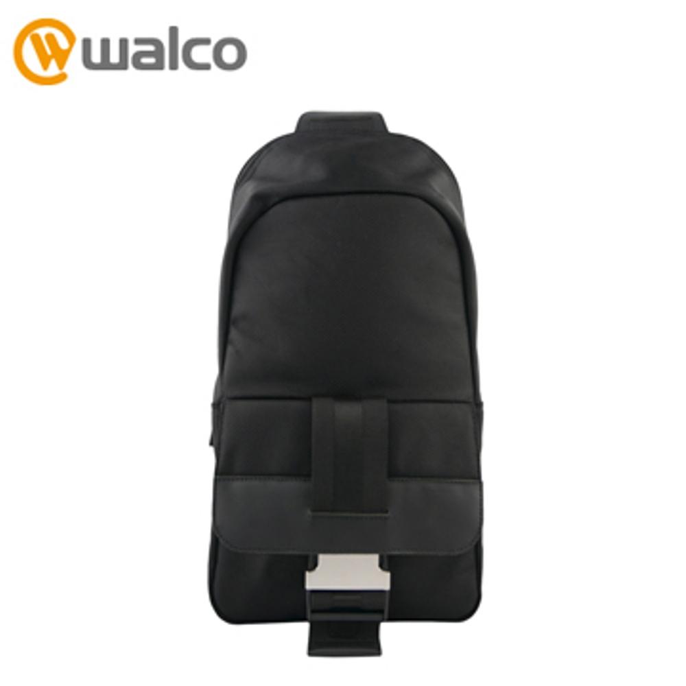 Walco 城市單肩平板包(酷黑)