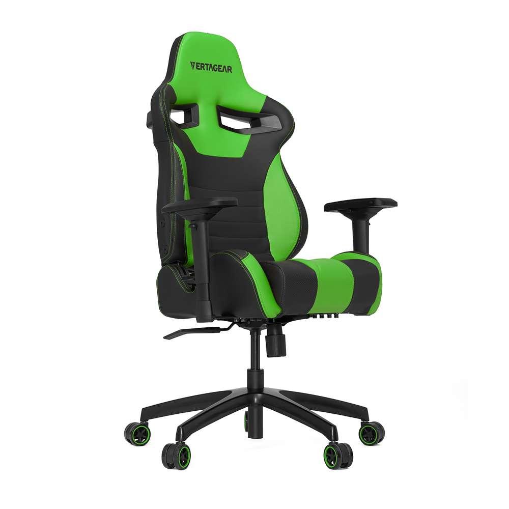 【VERTAGEAR】SL4000 美國人體工學電競椅 黑綠