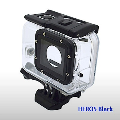 【LOTUS】HERO5 BLACK HERO6 BLACK 側開孔保護殼