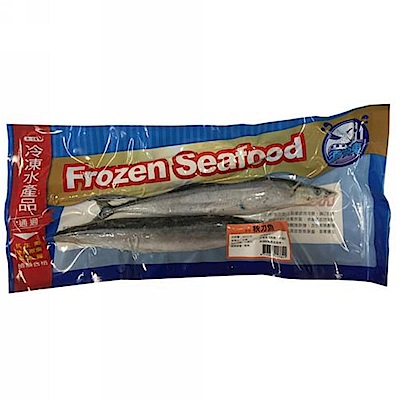 統一生機 秋刀魚(400g)