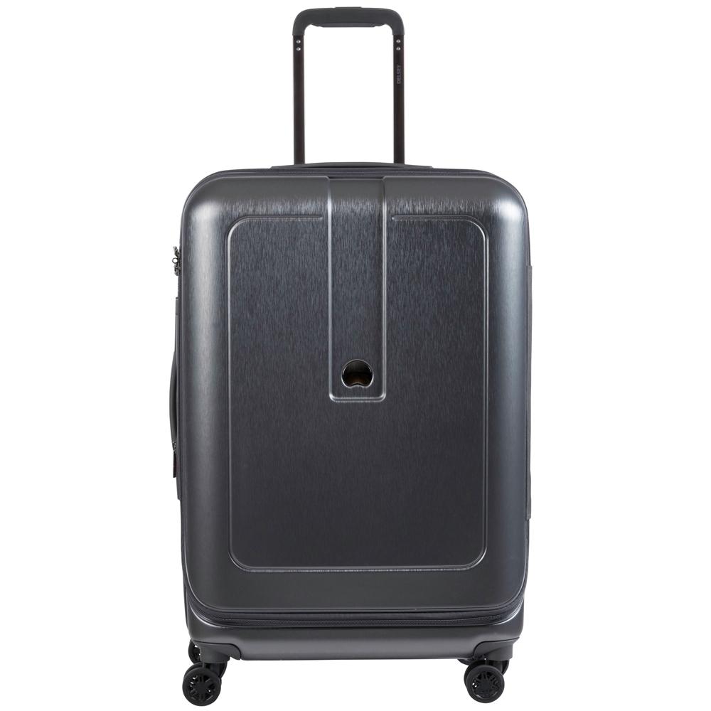 【DELSEY】GRENELLE-25吋旅行箱-鐵灰 00203982001
