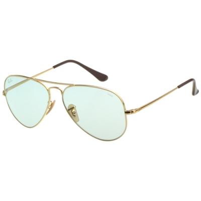 RAY BAN EVOLVE變色系列太陽眼鏡(金色)RB3689-001