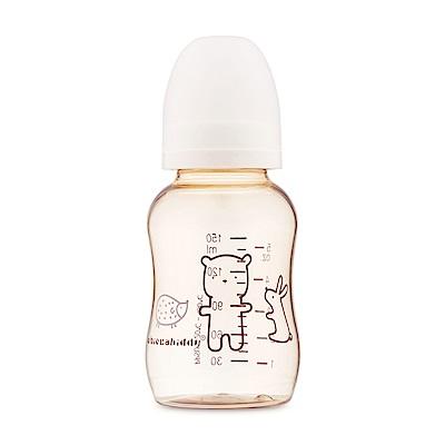 奇哥 輕量防脹氣PPSU奶瓶-標準150ml