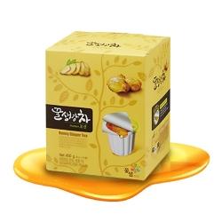 花泉 蜂蜜薑母茶球(30gx15入)