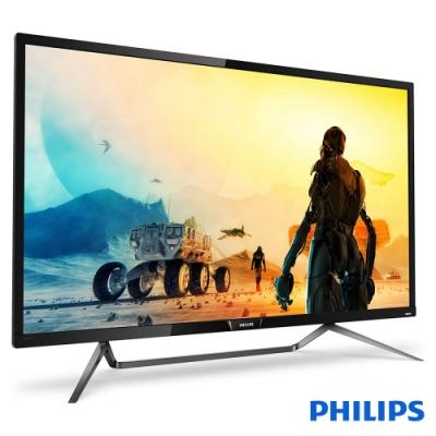 [無卡分期12期]Philips 436M6VBRAB (黑) 42.5吋液晶顯示器