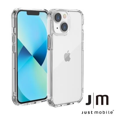 Just Mobile iPhone 13 TENC Air 透明氣墊抗摔殼