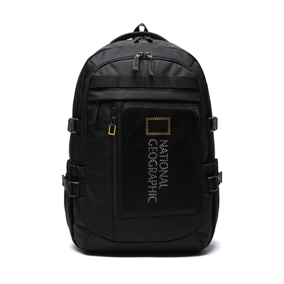 NATIONAL GEOGRAPHIC PARCH AIR BACKPACK 後背包 黑-N211ABG060099