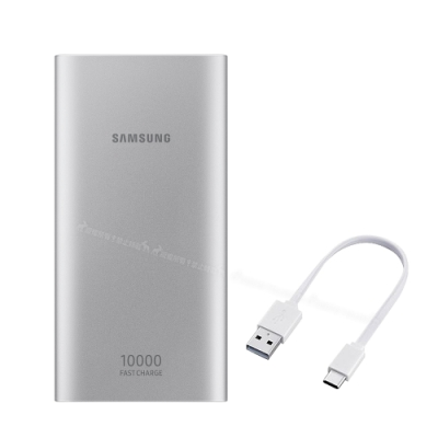 SAMSUNG 10000mAh 輕薄金屬感 雙向閃電快充行動電源(Type-C)