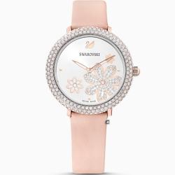 SWAROVSKI施華洛世奇CRYSTAL FROST花朵手錶(5519223)