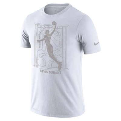 NIKE NBA MVP 圖案 短袖T恤 籃網隊 Kevin Durant