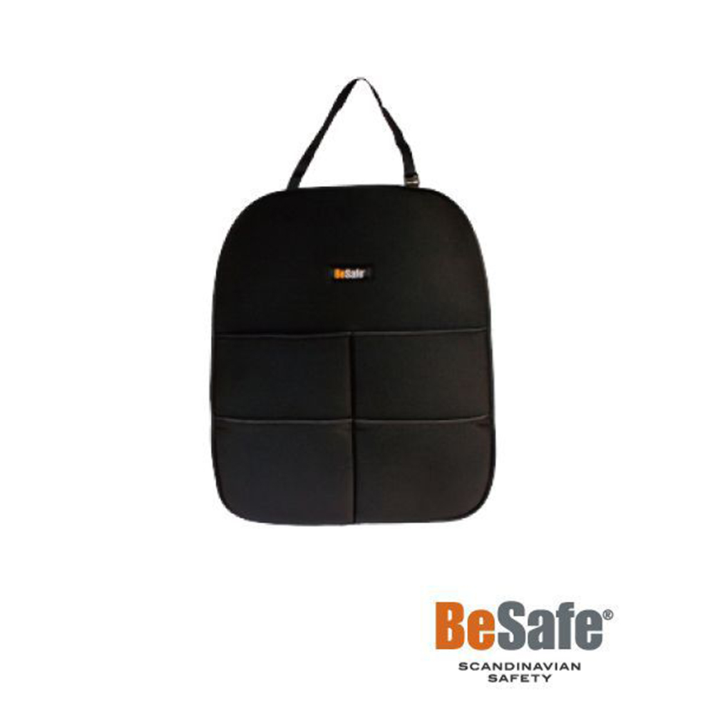 BeSafe 汽車椅背防踢收納袋