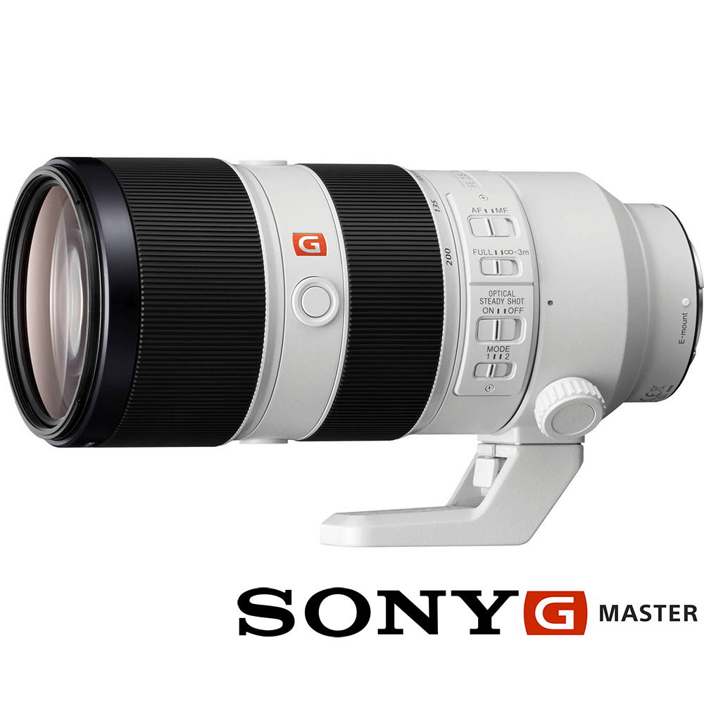 SONY FE 70-200mm F2.8 OSS SEL70200GM (公司貨) product image 1