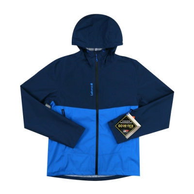 LAFUMA 男 SHIFT Limited GTX 防水外套 深藍/寶藍-LFV118478598
