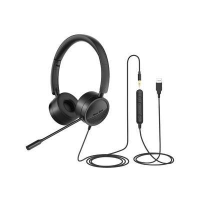 MOOR H360 3.5mm USB 二合一專業降噪耳麥 – N11-001-01
