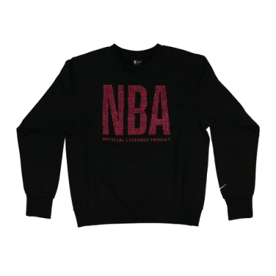 NIKE NBA 刷毛 長袖T恤