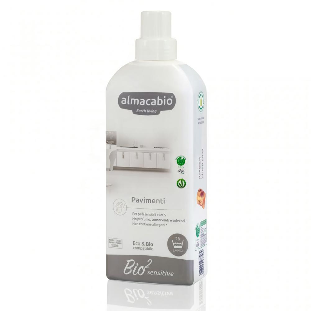 義大利Almacabio 有機活性氧地板清潔劑