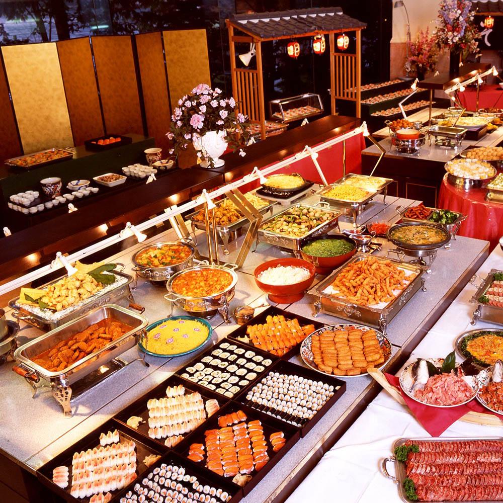 台北花園酒店 六國餐廳平日午餐/晚餐券1張