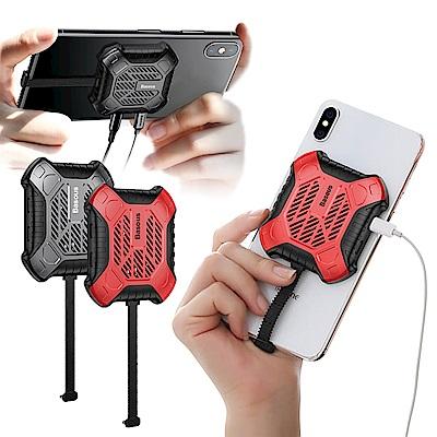 Baseus 蘋果手機遊戲必備 X警音頻吸盤式散熱器 @ Y!購物