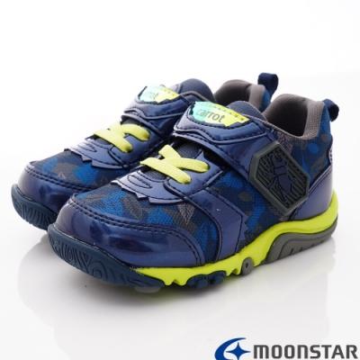 日本Carrot機能童鞋 2E玩耍速乾公園鞋款 TW2625深藍(中小童段)
