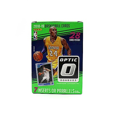 NBA 球員卡 18-19 NBA Donruss Optic Basketball Blaster