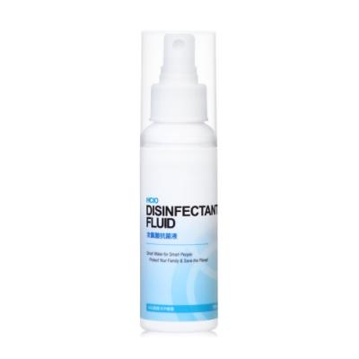 Allclean歐克靈 全方位抗菌消毒清潔液(隨身瓶100ml)-快速到貨