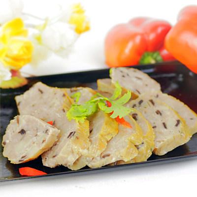 高興宴 素人上菜-養生健康香菇卷300g(蛋奶素)