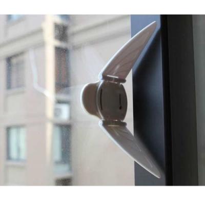 安全兒童防護防墜拉門窗戶鎖.兒童防墜樓防摔落窗戶安全鎖門窗櫃子推拉門鎖扣居家兒童防護